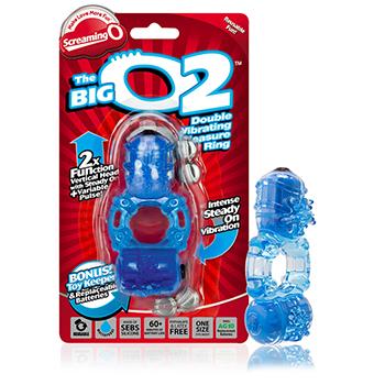 The Screaming O - The Big O 2 Blue