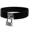 S&M - Lock & Key Collar Sexshop Eroware -  Sexspeeltjes