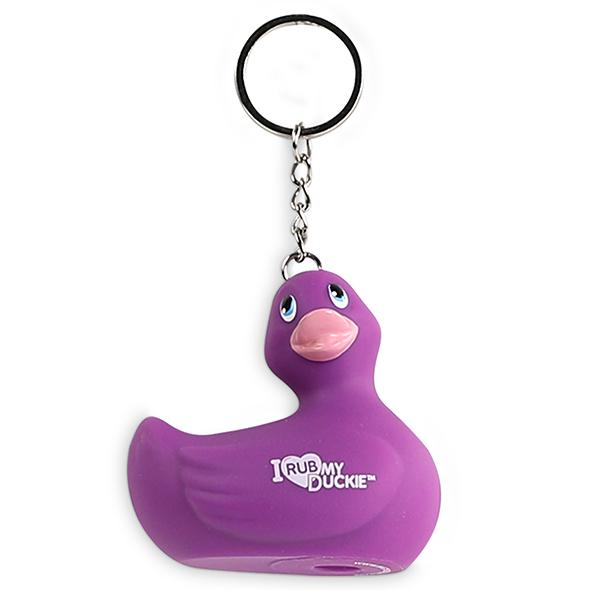 I Rub My Duckie | Keychain (Purple) Online Sexshop Eroware Sexshop Sexspeeltjes