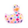 I Rub My Duckie 2.0 | Happiness (Roze & Multi) Sexshop Eroware -  Sexartikelen