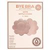 Bye Bra - Zijden Tepel Covers XL Huidskleur 4 Paar Sexshop Eroware -  Sexspeeltjes