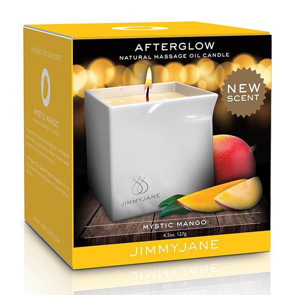 Jimmyjane - Afterglow Massage Candle Mystic Mango image