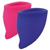Fun Factory - Fun Cup Explore Kit Menstruatie Cup Roze & Blauw Sexshop Eroware -  Sexspeeltjes