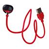 Fun Factory - USB Magnetische Oplader Rood Sexshop Eroware -  Sexspeeltjes