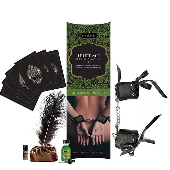 Kama Sutra - Playset Trust Me Online Sexshop Eroware Sexshop Sexspeeltjes