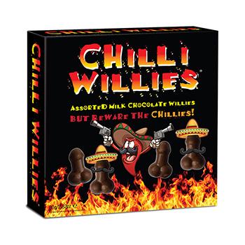Chocolate Chilli Willies