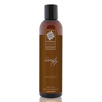 Sliquid - Balance Massage Serenity 255 ml