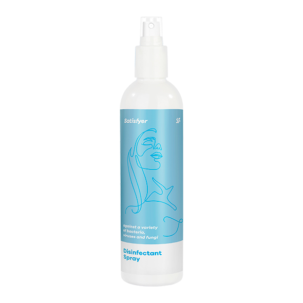 Satisfyer - Desinfecterende Spray Online Sexshop Eroware Sexshop Sexspeeltjes