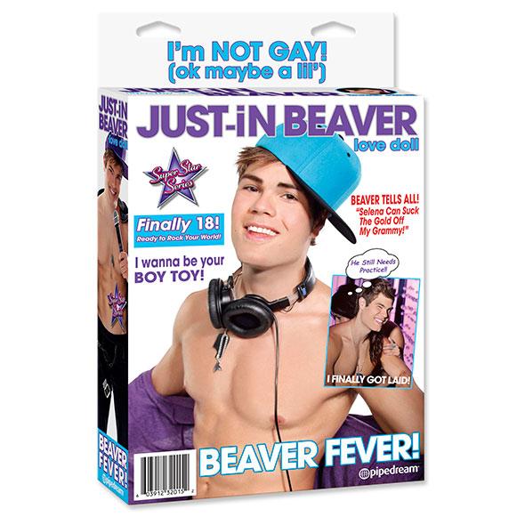 Just-In Beaver Opblaaspop Online Sexshop Eroware Sexshop Sexspeeltjes