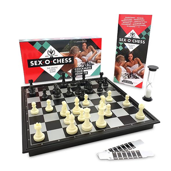 Sex-O-Chess - Het Erotische Schaakspel Online Sexshop Eroware Sexshop Sexspeeltjes