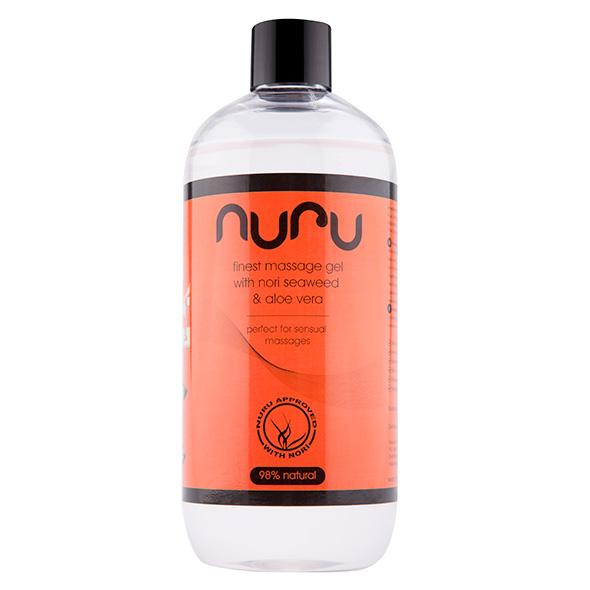 Nuru - Massage Gel met Nori Zeewier & Aloe Vera 500 ml Online Sexshop Eroware Sexshop Sexspeeltjes