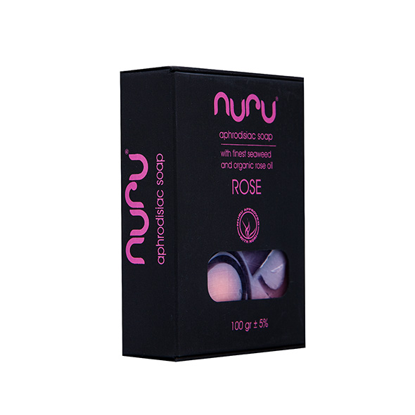 Nuru - Zeep Roos 100 gr Online Sexshop Eroware Sexshop Sexspeeltjes