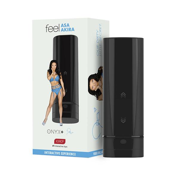Kiiroo - Onyx+ Teledildonic Masturbator Asa Akira Experience Online Sexshop Eroware Sexshop Sexspeeltjes