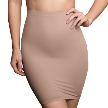Bye Bra - Invisible Skirt Nude L