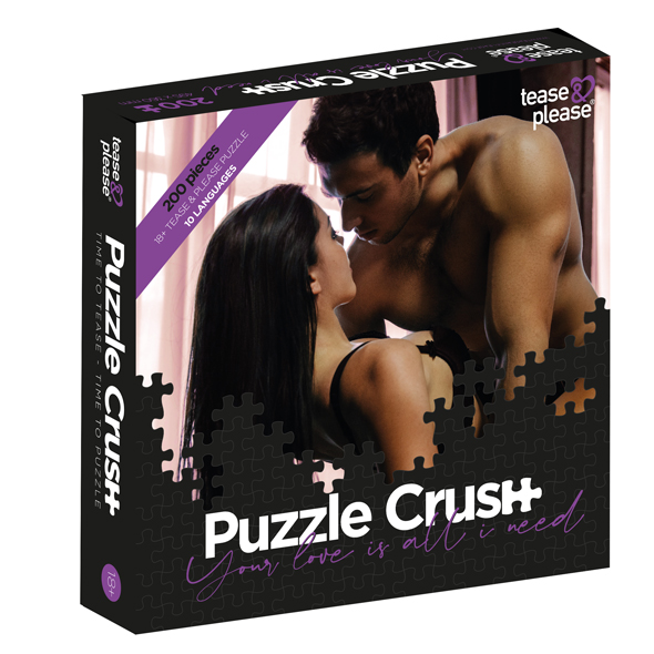 Puzzle Crush Your Love is All I Need (200 st.) Online Sexshop Eroware Sexshop Sexspeeltjes
