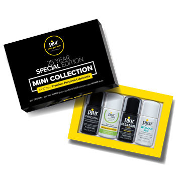 Pjur - Mini Collection 25 Year Special Edition