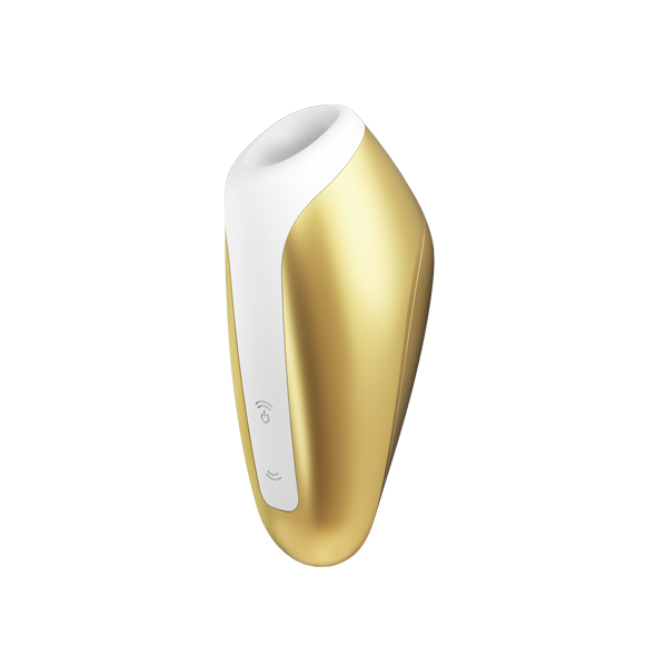 Satisfyer - Love Breeze Air Pulse Stimulator Geel Online Sexshop Eroware Sexshop Sexspeeltjes