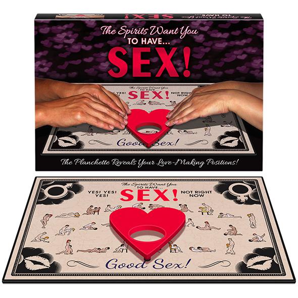 Kheper Games - The Spirits Want You to Have Sex Online Sexshop Eroware Sexshop Sexspeeltjes