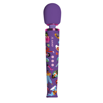 Le Wand - Feel My Power Jade Purple Brown Edition