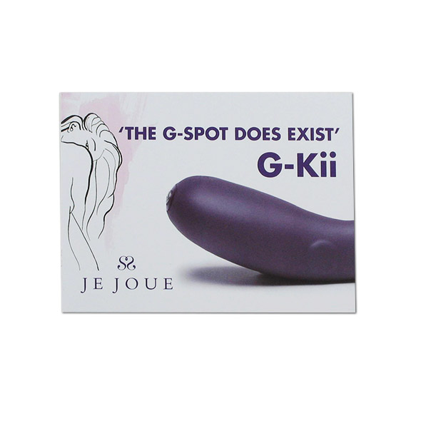 Je Joue - G-Kii Folder Online Sexshop Eroware Sexshop Sexspeeltjes