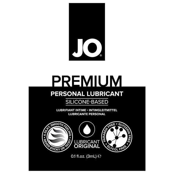 System JO - Sachet Premium 3 ml Online Sexshop Eroware Sexshop Sexspeeltjes