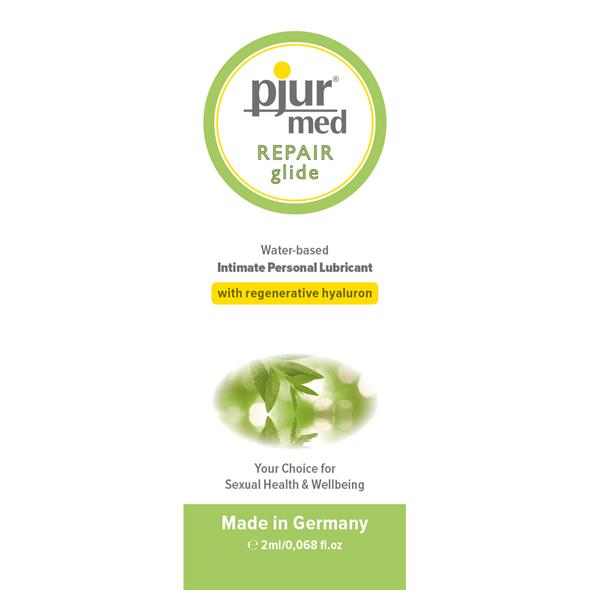 Pjur - Sachet MED Repair Glide 2 ml Online Sexshop Eroware Sexshop Sexspeeltjes