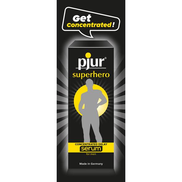 Pjur - Sachet Superhero Serum Online Sexshop Eroware Sexshop Sexspeeltjes
