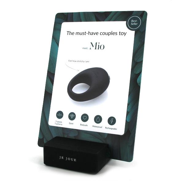 Je Joue - Mio Board Display Online Sexshop Eroware Sexshop Sexspeeltjes