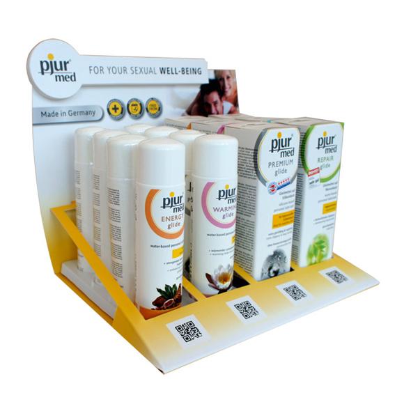 Pjur - MED Counter Display Cardboard Online Sexshop Eroware Sexshop Sexspeeltjes