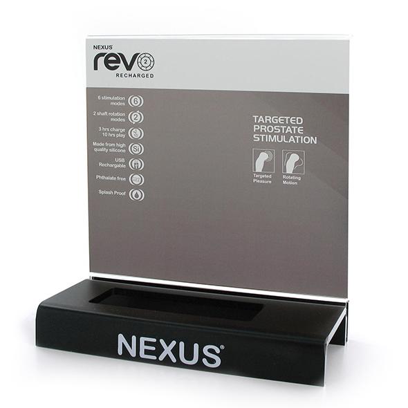 Nexus - Display Revo 2 Online Sexshop Eroware Sexshop Sexspeeltjes