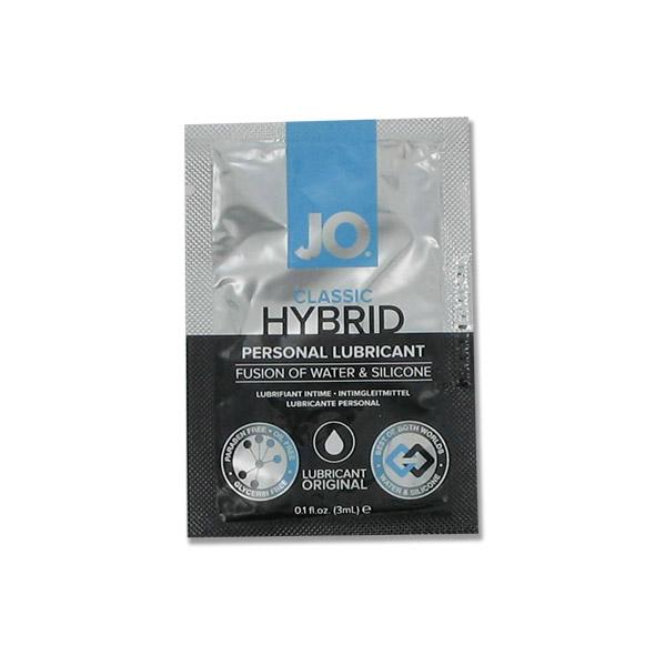 System JO - Sachet Hybrid 3 ml Online Sexshop Eroware Sexshop Sexspeeltjes