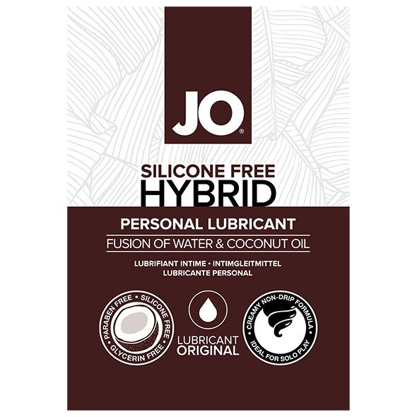 System JO - Sachet Hybride Coconut 3 ml Online Sexshop Eroware Sexshop Sexspeeltjes
