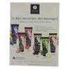 Shunga - Counter Card Massage Cream French Sexshop Eroware -  Sexartikelen