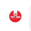 System JO - Label JO Try Me Stickers Sexshop Eroware -  Sexartikelen