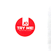 System JO - Label JO Try Me Stickers Sexshop Eroware -  Sexspeeltjes